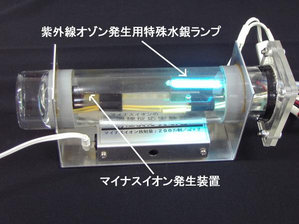 たばこ煙実験機器